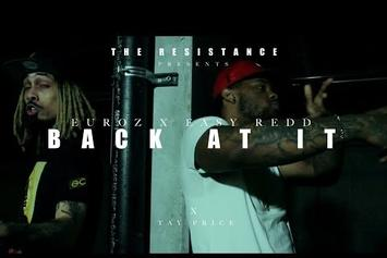 """Euroz Feat. Easy Redd """"Back At It"""" Video"""
