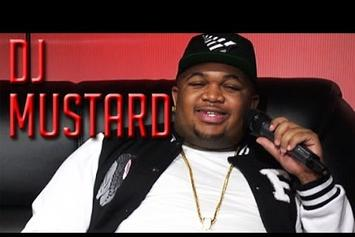 DJ Mustard On The Hot 97 Morning Show