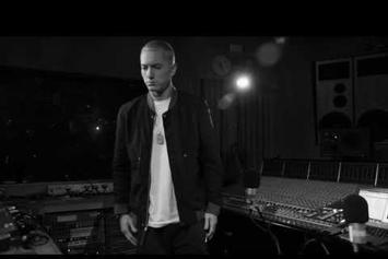 Eminem's Zane Lowe Interview Preview