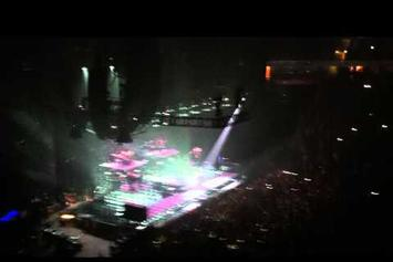 """Jay Z Performs """"Pound Cake"""" Live In Manchester"""