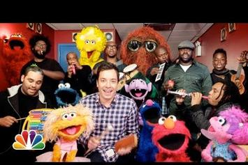 """The Roots Feat. Jimmy Fallon """"Sesame Street Theme Song"""" Video"""