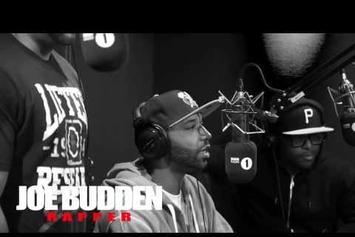 Slaughterhouse Freestyle On BBC Radio 1