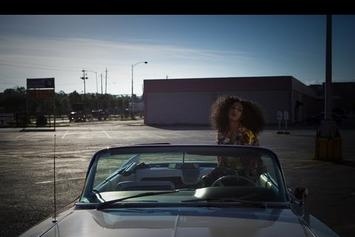 """Solange """"Lovers In The Parking Lot """" Video"""