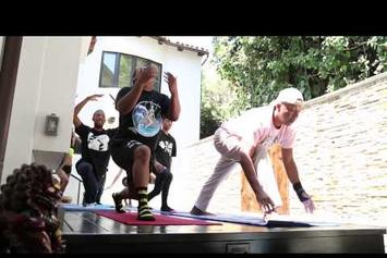 """MellowHigh """"Yoga Class With Russell Simmons"""" Video"""