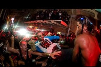 "A$AP Ferg """"Trap Lord"" Release Party In NYC"" Video"