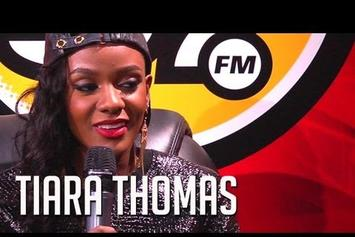 "Tiara Thomas ""Clears Up Wale Rumors"" Video"