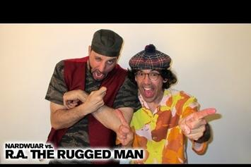 """R.A. The Rugged Man """"Interview With Nardwuar"""" Video"""