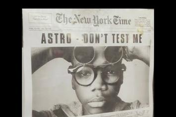 "Astro aka The Astronomical Kid ""Dont Test Me"" Video"