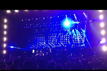 """Jay-Z Feat. Justin Timberlake """"Performs """"Holy Grail"""" Live In London"""" Video"""