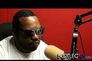 """Raekwon """"Talks Working With Jay-Z, ODB Hologram & More"""" Video"""