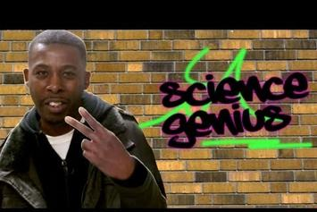 "GZA ""Drops Knowledge @ Bronx Compass School"" Video"