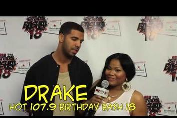 """Drake """"Talks 2 Chainz & Nothing Was The Same """" Video"""