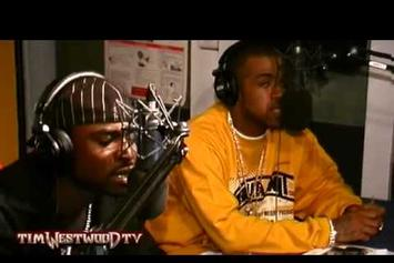 """Lloyd Banks Feat. Young Buck """"2004 Tim Westwood Freestyle"""" Video"""