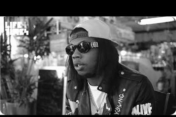 """Trinidad James """"Talks About His Moniker & West Indian Root"""" Video"""