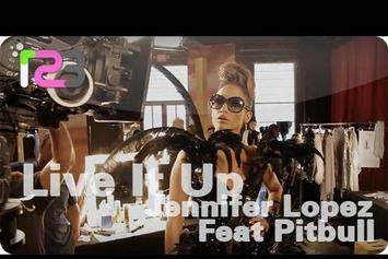 "Jennifer Lopez Feat. Pitbull ""Live It Up (Trailer)"" Video"