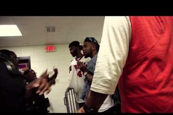 "Curren$y ""Performs At Southern University"" Video"