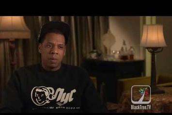 """Jay-Z """"Talks Executive Producing """"The Great Gatsby"""" Soundtrack"""" Video"""