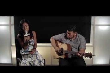 """Jhene Aiko """"Performs """"In Love We Trust"""" (Acoustic)"""" Video"""