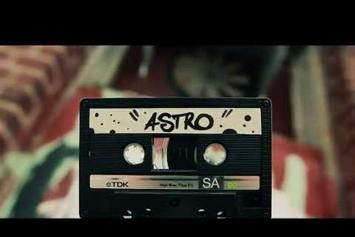 "Astro aka The Astronomical Kid ""Catchin Wreck"" Video"