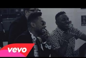 "Miguel Feat. Kendrick Lamar ""Official BTS Of ""How Many Drinks (Remix)"""" Video"