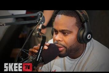 "Crooked I ""Freestyles On C.O.B. Radio"" Video"