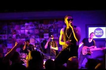 "Ryan Leslie ""Performs ""Ups & Downs"" At SXSW"" Video"
