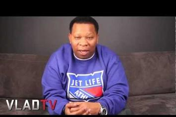 "Mannie Fresh ""Talks Possible Hot Boys Reunion"" Video"