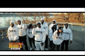 """A-Mafia """"On My Mind / Correct Me If Im Wrong"""" Video"""