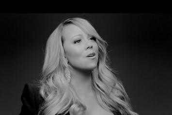 "Mariah Carey ""Almost Home"" Video"