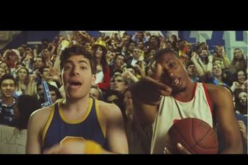 "Hoodie Allen Feat. Chiddy ""Fame Is For A*****es"" Video"