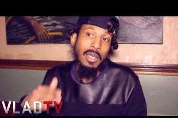 """Shyne """"Calls Out President Obama For Not Stopping Chicago Violence"""" Video"""