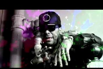 "Jim Jones ""Gangsta (ReVamp)"" Video"
