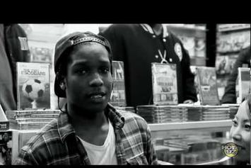 """ASAP Rocky """"The Year Of ASAP"""" Video"""