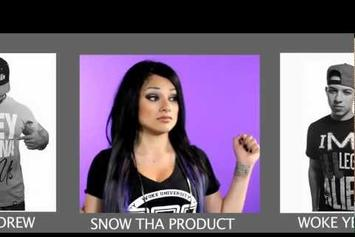 "Snow tha Product ""Good Girls"" Video"