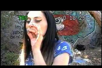 "Kreayshawn Feat. V-Nasty ""Summertime"" (Pseudo VHS Video) Video"