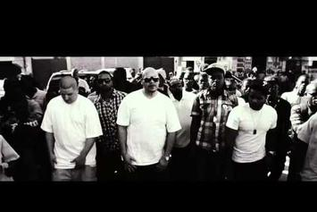 """Fat Joe """"F*ck Them Other Niggas (Ride For My)"""" Video"""