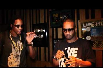 """Juicy J Feat. 2 Chainz """"Oh Well"""" Video"""