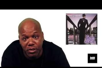 Too Short Breaks Down His Album Covers From The Last 30 Years