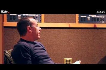 Wale & Jerry Seinfeld Discuss The Beauty Of White Shoes