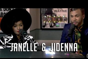 Janelle Monae On HOT 97
