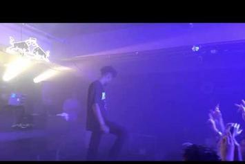 Danny Brown Pelted With Glass Of Water, Ends Show Early