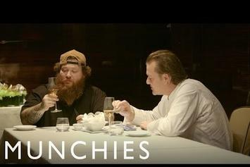 "Action Bronson's ""Food Inspired By Mr. Wonderful"" Ep. 2"