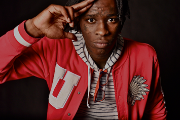 "Young Thug Made The Photographer Get Naked During The ""Carter 6"" Photo Shoot"