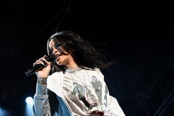 """Rihanna Shares New Song """"James Joint"""" On Her Website"""