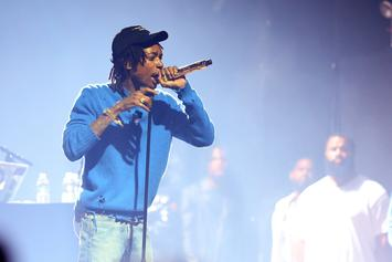 "Wiz Khalifa Performs ""See You Again"" & ""We Dem Boyz"" On SNL"