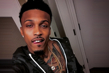 August Alsina Has Eye Surgery To Save His Vision