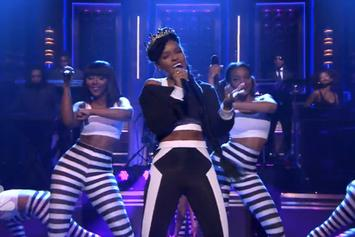 "Janelle Monae & Jidenna Perform ""Yoga"" On Fallon"