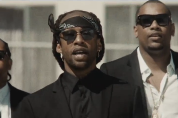 """Ty Dolla $ign Feat. YG, Joe Moses, TeeCee 4800 """"Only Right"""" Video"""