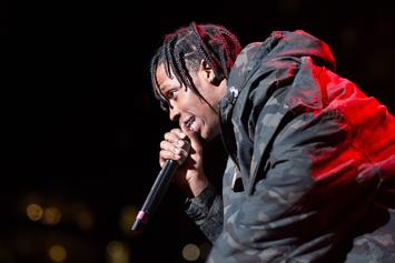 Update: Travis Scott's Cartier Bracelet Found; Calls Back Into DJ Whoo Kid