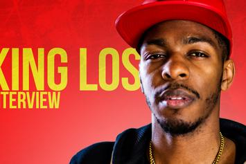 "King Los Details ""God Money War,"" Talks Debut Album"